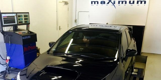 AWD Dyno at Maximum Motorsport