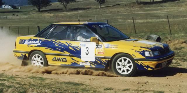 Rob Herridge, SRTA 1992