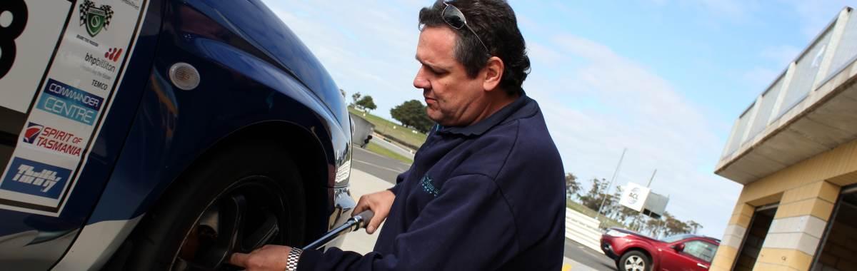 Steve Wisby, Targa Tasmania 2010