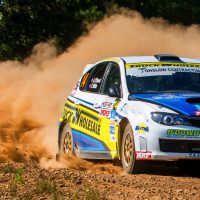 Solid Points for O'Dowd at Forest Rally