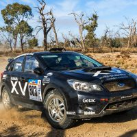 Subaru XV Podiums on Debut